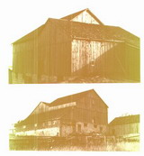 Wheeler Lodge as a true barn in 1948